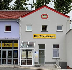 FVI-Büro TAXI